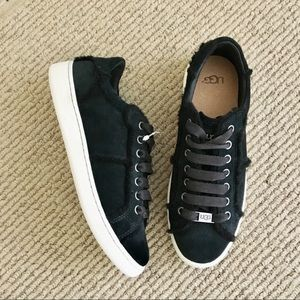 NWT UGG Milo Spill Seam Sneakers